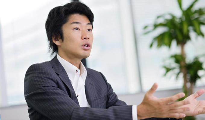 武永修一氏(株式会社オークファン)